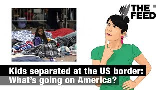 Kids & parents separated at the US border: WTF?!