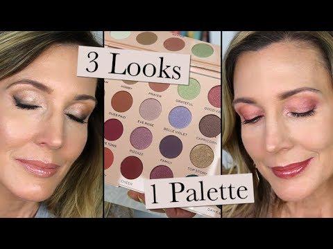 3 Looks 1 Palette | Emily Edit The Wants Tutorials thumbnail