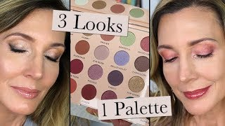 3 Looks 1 Palette | Emily Edit The Wants Tutorials