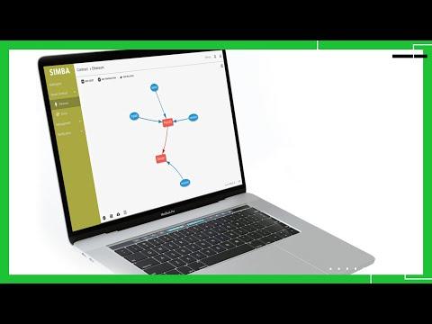 SIMBA Chain blockchain app integration