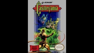 Castlevania Tutorial Playthrough With Commentary (NES)