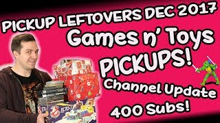 Incredible Retro Video Game Garage Sale
