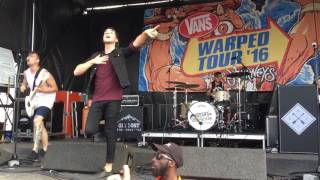 Download Chunk! No, Captain Chunk! - The Other Line Live (Warped Tour 2016)