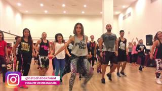 Juan Magan - Baila Conmigo ft. Luciana Salsation® choreography by NataCha