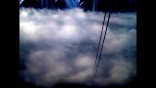 Aiguille Du Midi Chamonix Mont Blanc Cable Car Descent