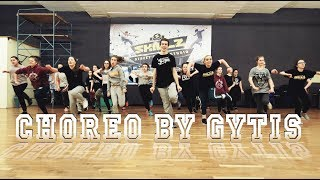Bruno Mars Finesse feat. Cardi B Hip-hop choreo for beginners by Gytis