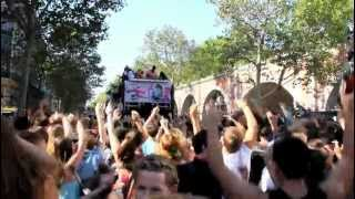 techno parade jeremy de koste ( jump jump jump)