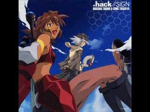 .hack//sign Opening - Obsession