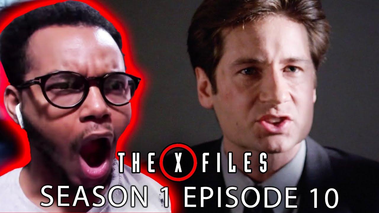 "Download The X-Files Season 1 Episode 10 ""Fallen Angel"" REACTION!"