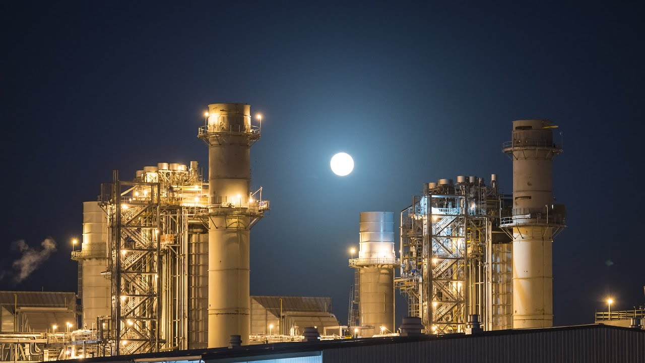 bined cycle power plant adds electricity reduces NOx