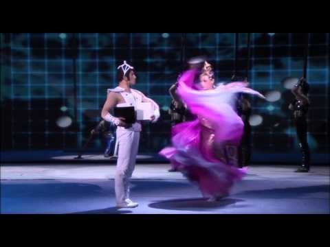 China Dream - Badminton theater