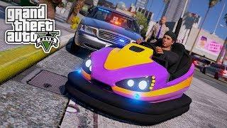 POLIZEI VERFOLGT MICH! 😂 - GTA 5 Real Life Server