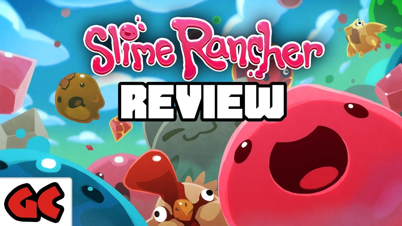 Slime Rancher | Review // Test