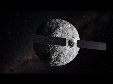 Cómo es Ceres, el mayor planeta enano del Cinturón de Asteroides y sus misterios