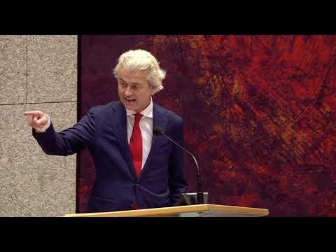 Inbreng Geert Wilders bij debat Doorrekening Klimaatakkoord