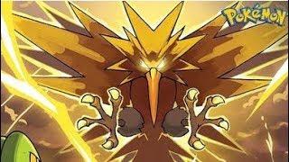 [Pokémon GO] 提醒大家閃電鳥離開時間!! 還沒有的快去抓啊~ (藍星)