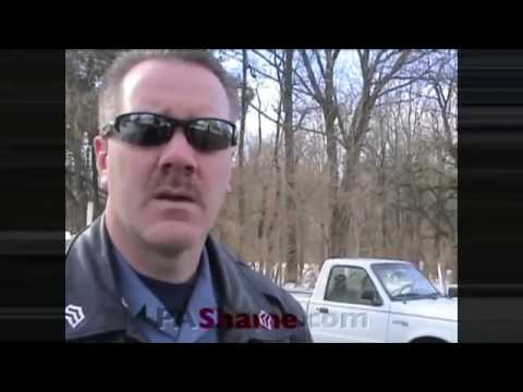 Lady Lawyer Owns Male Cop in Bensalem, PA
