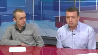 Євген Бейдерман у програмі Спортцентр