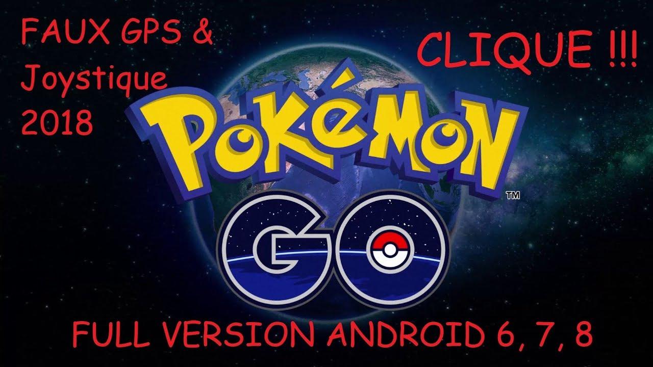 principe du jeu pokemon go