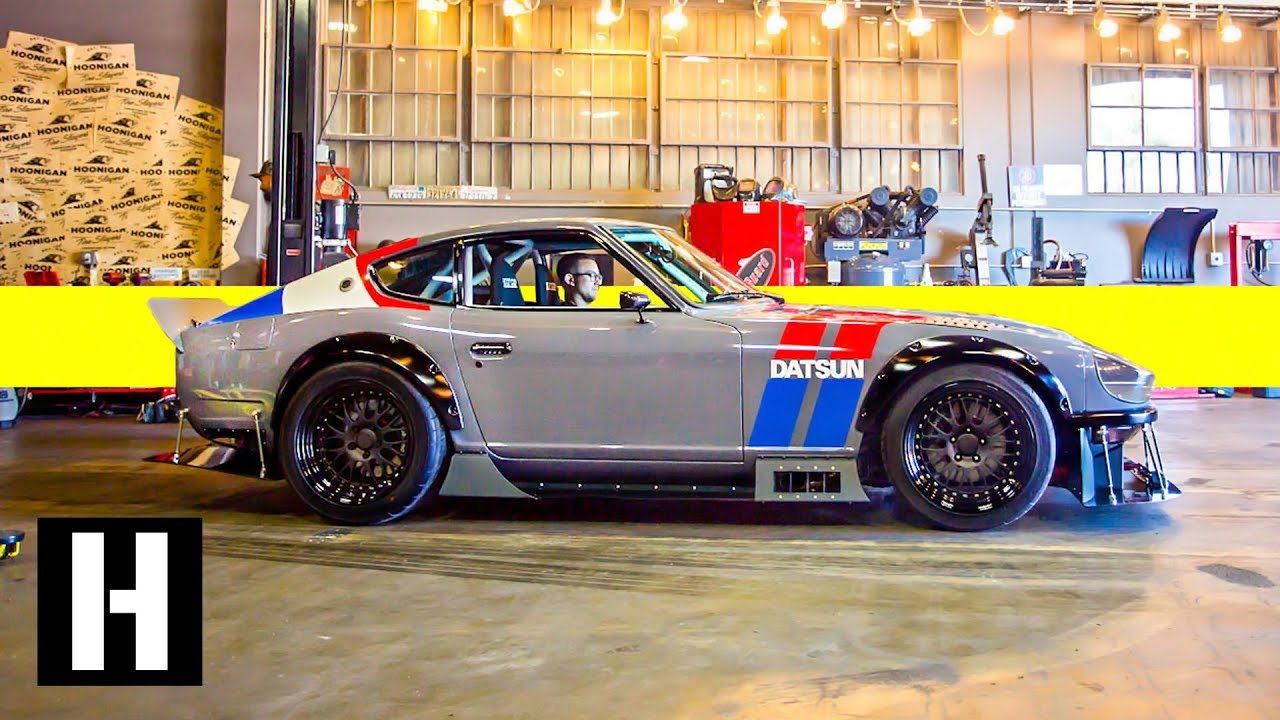 Frankenstein V8 240z Build: 5 year Track/Street Project is ...