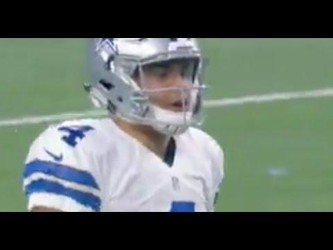Dallas 42 Detroit 21 MNF - Cowboys Offense The Key