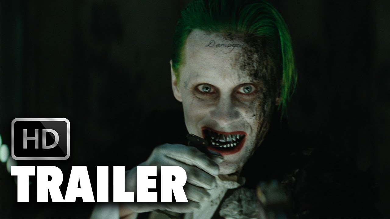 Suicide Squad: Where Is My Mind?