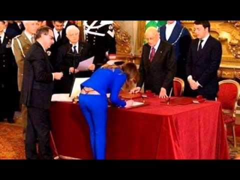 Сексуальный итальянский министр