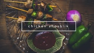 Chicken Shashlik Recipe! #Cooking #Food #Chicken