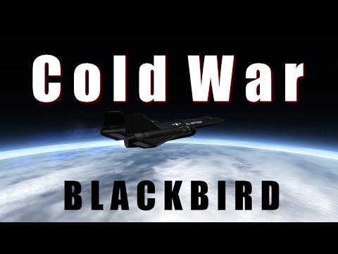 Cold War Blackbird  - Kerbal Space Program