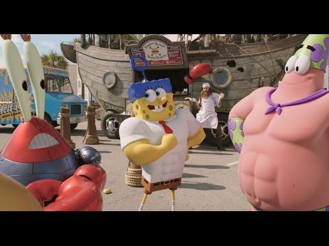 Bob Esponja: Un héroe fuera del agua Peliculas Completa en Español Latino (HD) 2015