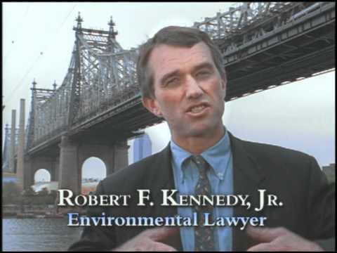 Urban Explosion: Robert Kennedy, Jr. & Jimmy Breslin on What Makes New York an Environmental Model