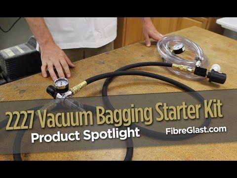 2227 Vacuum Bagging Starter Kit