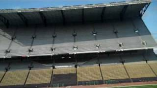 Brode And 70,000 Seat Husky Stadium All Alone In Seattle