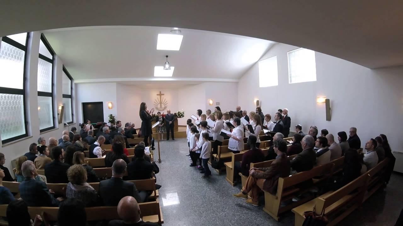 Anniversario Matrimonio Milano.Benedizione Anniversario Matrimonio Chiesa Neo Apostolica Milano