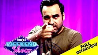 Zoom Weekend Show | Pankaj Tripathi | Full Interview | Inspiring Story