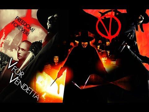 V de venganza (2006) Trailer Doblado Latino [HD]