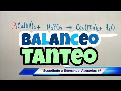Balanceo Método De TANTEO (fácil Y Paso A Paso)