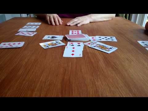KING'S CORNERS Fun and Easy Card Games