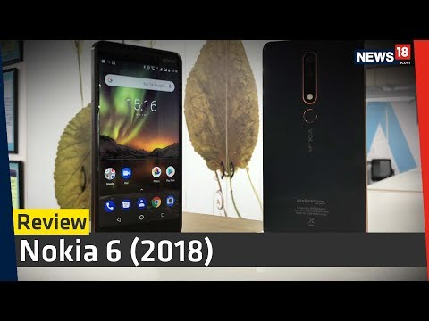 Nokia 6 (2018) Review: A Smooth Performer in a Striking New Design