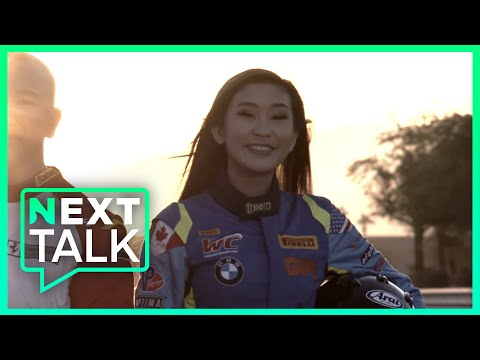 BADASS Asian Female Driver!