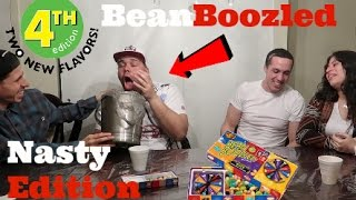 BeanBoozled 4th Edition Challenge Gone Extremely Nasty!!