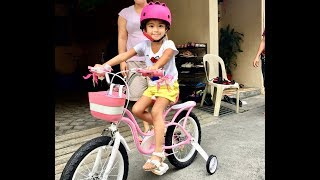 Ate Mela Got A New Bike | Melason