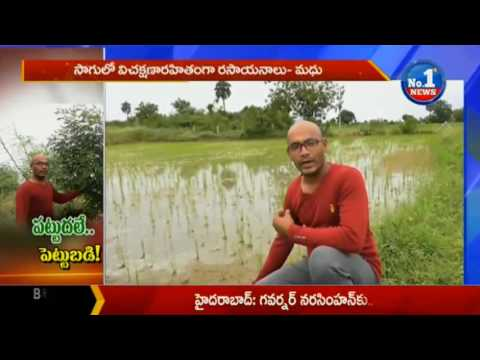A Success Story On Organic Farming | Nalgonda || No.1 News