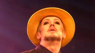 Culture Club - Like I Used To - Heaven, London - October 2014