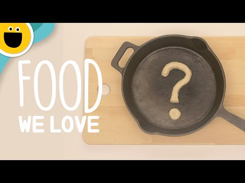Food We Love | The Pop Ups (Sesame Studios)