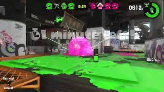 Splatoon 2 Clip: Battle of the Spirit Bombs
