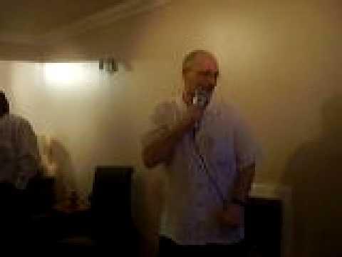 Davie Mac Drunk Karaoke 02/01/09.