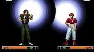 [TAS] Kyo VS O. Chris (KoF '97)