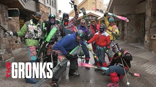 Download Gronk and his Bros Shred the Slopes