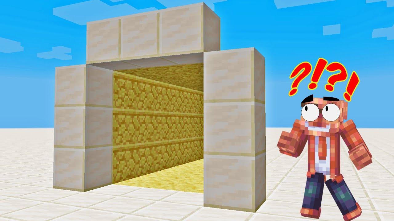 Dunia Minecraft Yang LEBIH MERUSAK OTAK!
